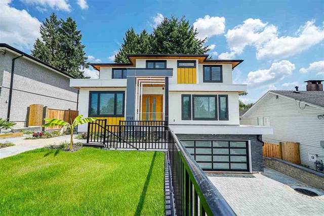 1740 Howard Avenue, Burnaby, BC V5B 3S4 (#R2424350) :: RE/MAX City Realty