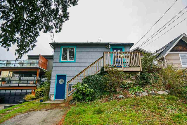849 Parker Street, White Rock, BC V4B 4R3 (#R2424382) :: RE/MAX City Realty