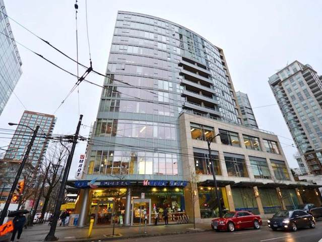 822 Seymour Street #501, Vancouver, BC V6B 1L7 (#R2424601) :: RE/MAX City Realty