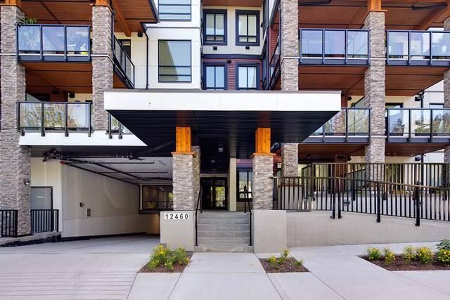 12460 191 Street #413, Pitt Meadows, BC V3Y 2J2 (#R2424643) :: RE/MAX City Realty