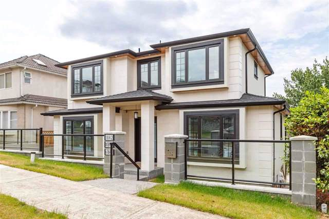 1842 E 64TH Avenue, Vancouver, BC V5A 2N1 (#R2425177) :: RE/MAX City Realty