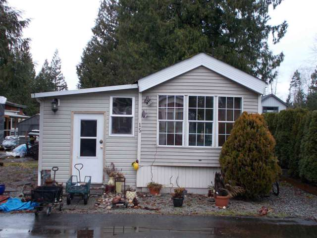 14600 Morris Valley Road #15, Mission, BC V0M 1N0 (#R2425263) :: RE/MAX City Realty