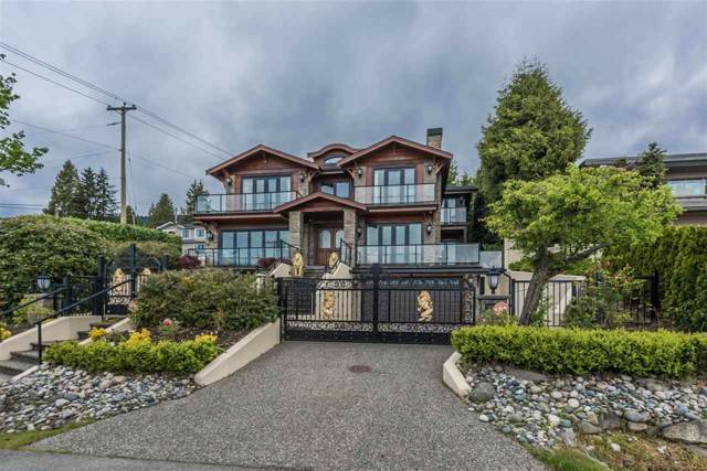 2195 Palmerston Avenue, West Vancouver, BC V7V 2V7 (#R2426374) :: RE/MAX City Realty
