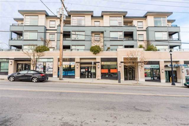 709 Twelfth Street #301, New Westminster, BC V5J 4R6 (#R2426923) :: 604 Home Group