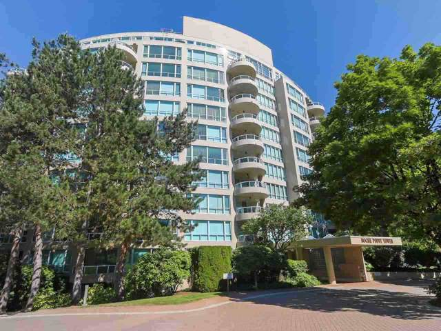 995 Roche Point Drive #406, North Vancouver, BC V7H 2X4 (#R2427144) :: RE/MAX City Realty