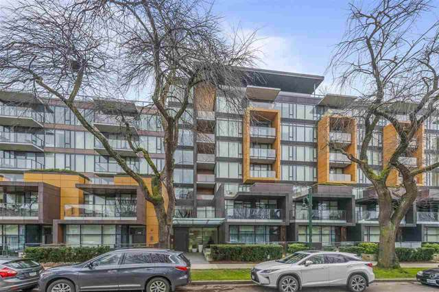 8488 Cornish Street #518, Vancouver, BC V6P 0C2 (#R2427900) :: RE/MAX City Realty