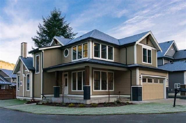1885 Columbia Valley Road #37, Cultus Lake, BC V2R 4W6 (#R2428297) :: RE/MAX City Realty