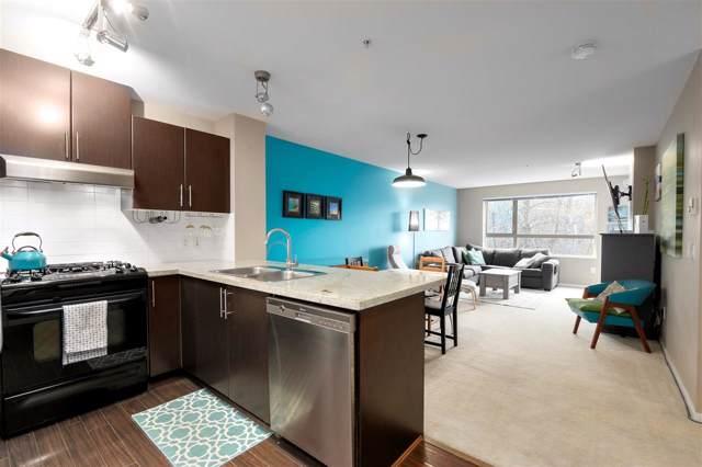 700 Klahanie Drive #303, Port Moody, BC V3H 5L3 (#R2428342) :: RE/MAX City Realty