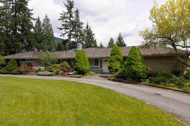 198 Stevens Drive, West Vancouver, BC V7S 1C4 (#R2428553) :: RE/MAX City Realty