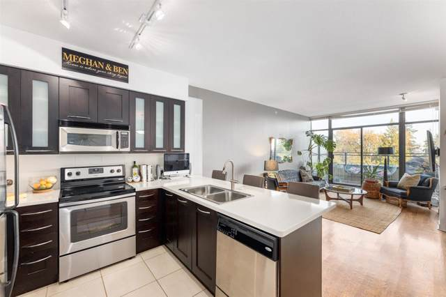 9390 University Crescent #501, Burnaby, BC V5A 4X9 (#R2428556) :: RE/MAX City Realty