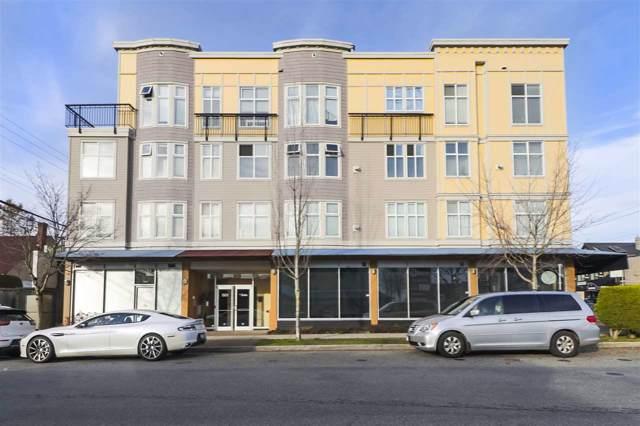 1503 W 65TH Avenue #215, Vancouver, BC V6P 6Y8 (#R2428624) :: RE/MAX City Realty