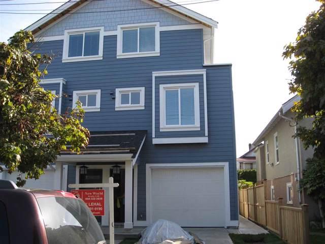 2086 A E 35 Avenue, Vancouver, BC V5P 1S9 (#R2428849) :: RE/MAX City Realty