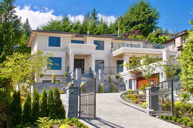 613 Barnham Road, West Vancouver, BC V7S 1T6 (#R2429459) :: RE/MAX City Realty