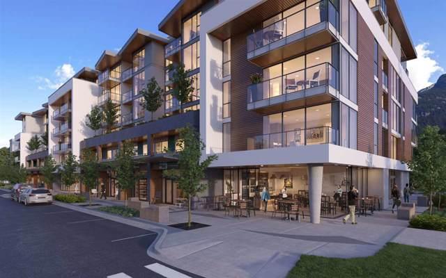 37881 Cleveland Avenue #315, Squamish, BC V8B 0S8 (#R2429629) :: Premiere Property Marketing Team