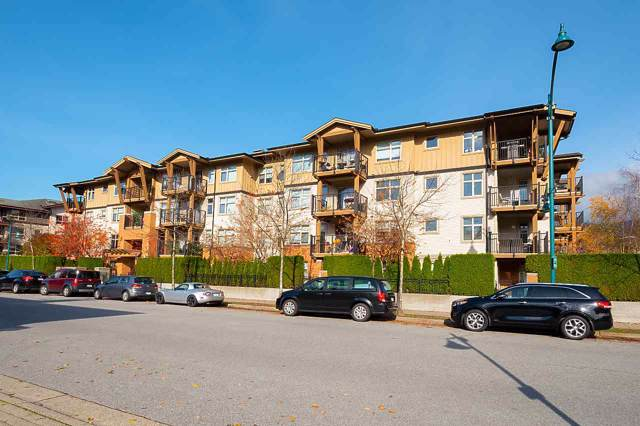 500 Klahanie Drive #101, Port Moody, BC V3H 5L1 (#R2429682) :: RE/MAX City Realty