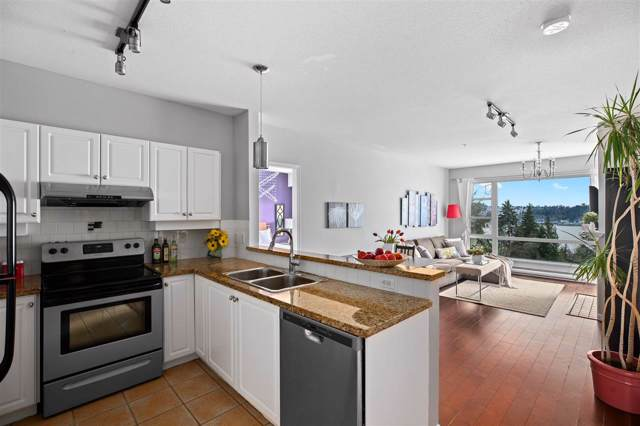 3629 Deercrest Drive #421, North Vancouver, BC V7G 2S9 (#R2429689) :: RE/MAX City Realty