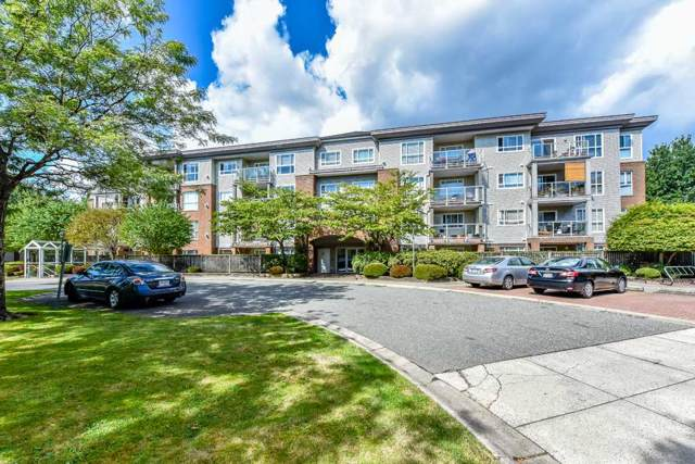 15885 84 Avenue #103, Surrey, BC V4N 0W7 (#R2429696) :: RE/MAX City Realty