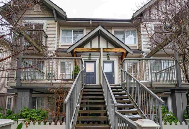 7503 18TH Street #16, Burnaby, BC V3N 5E8 (#R2429713) :: RE/MAX City Realty