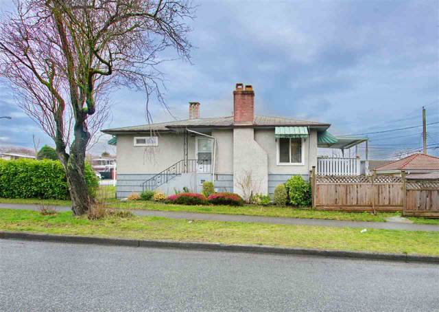 7320 Inverness Street, Vancouver, BC V5X 4H1 (#R2429721) :: RE/MAX City Realty