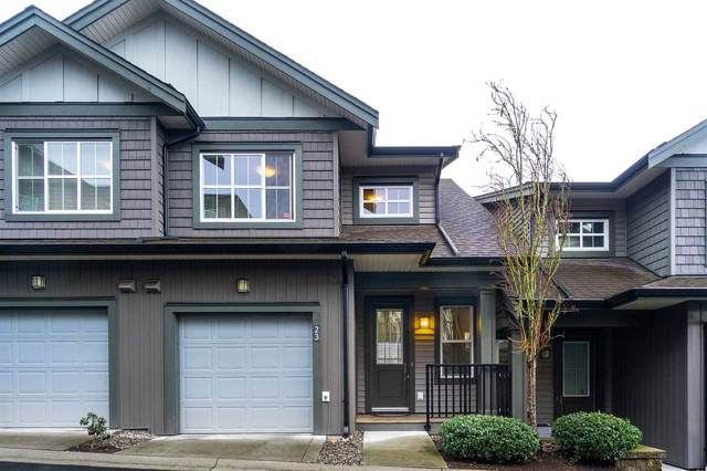 11176 Gilker Hill Road #23, Maple Ridge, BC V2W 0G5 (#R2429747) :: RE/MAX City Realty