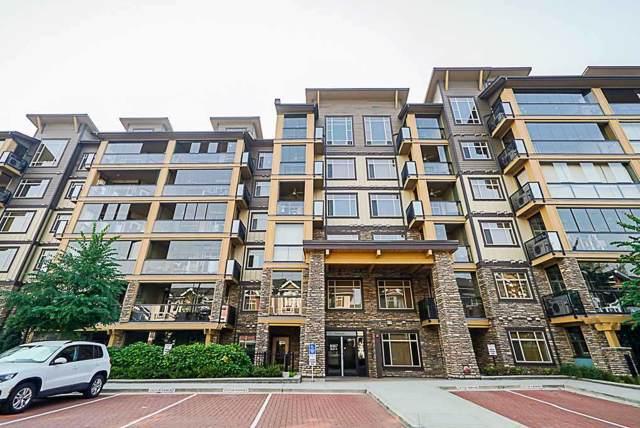 8067 207 Street #514, Langley, BC V2Y 0N9 (#R2429767) :: RE/MAX City Realty
