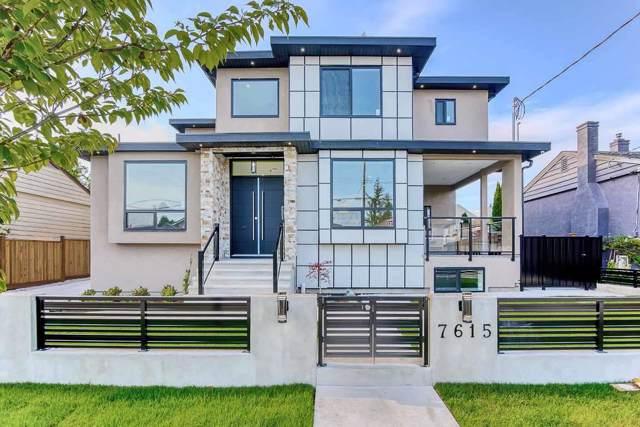 7615 16TH Avenue, Burnaby, BC V3N 1P5 (#R2429950) :: RE/MAX City Realty