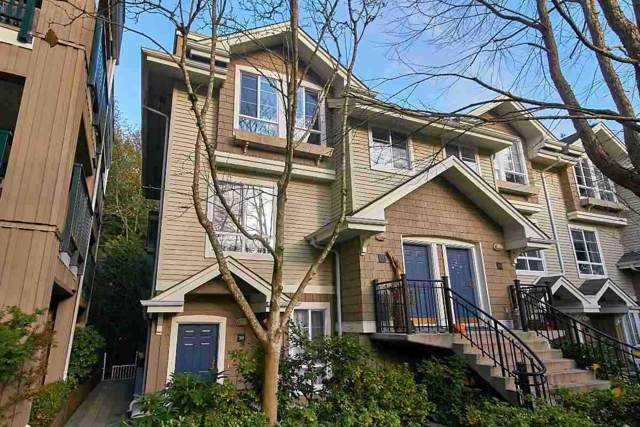5605 Hampton Place #30, Vancouver, BC V6T 2H2 (#R2429970) :: RE/MAX City Realty