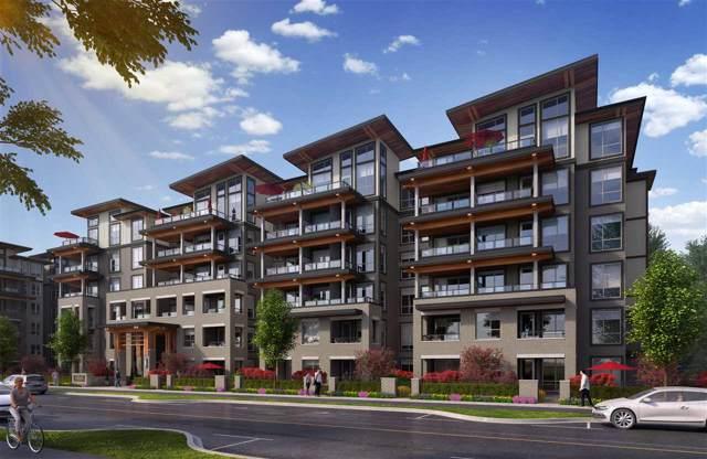 7169 14TH Avenue #312, Burnaby, BC V3N 1Z3 (#R2430024) :: RE/MAX City Realty