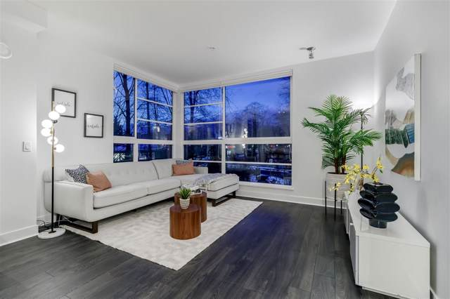 733 W 3RD Street #307, North Vancouver, BC V7M 0C8 (#R2430093) :: RE/MAX City Realty