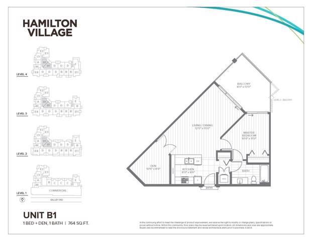 23233 Gilley Road #415, Richmond, BC V6V 2L6 (#R2430219) :: RE/MAX City Realty