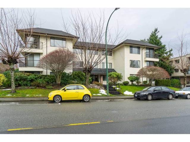 15317 Thrift Avenue #101, White Rock, BC V4B 2L4 (#R2430366) :: Ben D'Ovidio Personal Real Estate Corporation | Sutton Centre Realty