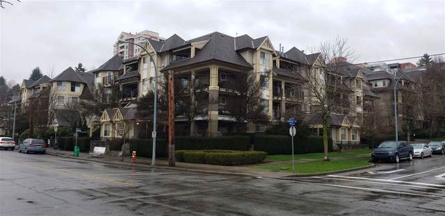 211 Twelfth Street #105, New Westminster, BC V3M 4H4 (#R2430459) :: RE/MAX City Realty