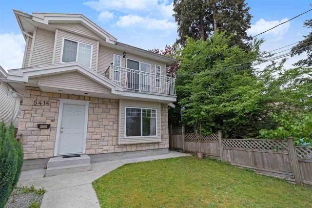 5416 Manor Street, Burnaby, BC V5G 1B7 (#R2430506) :: RE/MAX City Realty