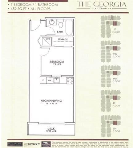20686 Eastleigh Crescent #406, Langley, BC V0V 0V0 (#R2430544) :: Ben D'Ovidio Personal Real Estate Corporation | Sutton Centre Realty