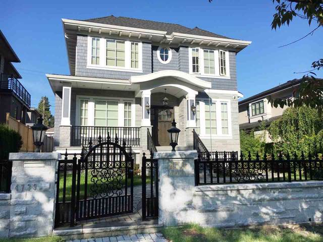 4735 Osler Street, Vancouver, BC V6H 2Y5 (#R2430558) :: RE/MAX City Realty