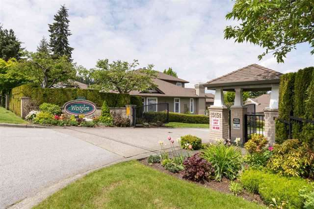 15151 26 Avenue #24, Surrey, BC V4P 2Z8 (#R2430611) :: RE/MAX City Realty