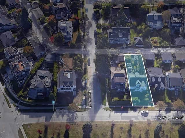 3024 W King Edward Avenue, Vancouver, BC V6L 1V5 (#R2430700) :: Ben D'Ovidio Personal Real Estate Corporation | Sutton Centre Realty