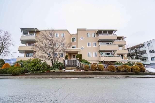 46005 Bole Avenue #205, Chilliwack, BC V2P 7W7 (#R2430824) :: RE/MAX City Realty