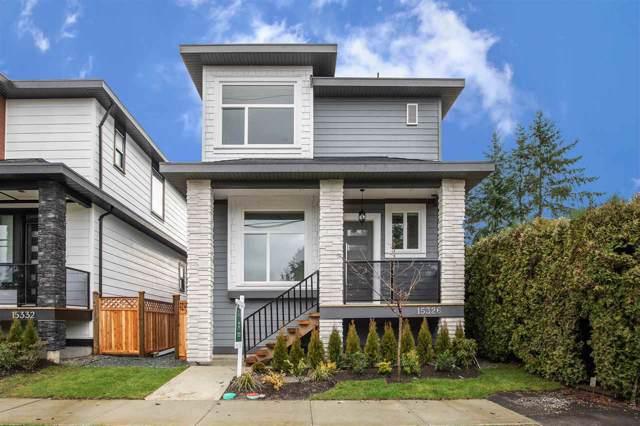 15326 28 Avenue, Surrey, BC V4A 5Y8 (#R2430867) :: RE/MAX City Realty