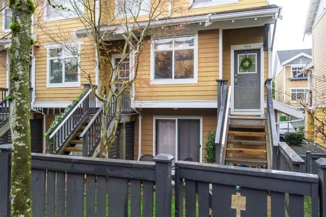 15236 36 Avenue #144, Surrey, BC V3S 2B3 (#R2431003) :: RE/MAX City Realty