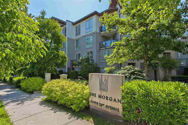 15918 26 Avenue #118, Surrey, BC V3Z 5K3 (#R2431091) :: RE/MAX City Realty
