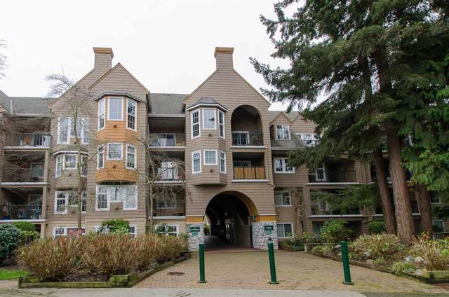 5518 14 Avenue #420, Delta, BC V4M 4E9 (#R2431173) :: RE/MAX City Realty