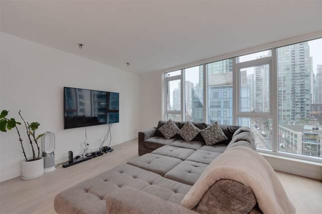 1499 W Pender Street #903, Vancouver, BC V6G 0A7 (#R2431266) :: RE/MAX City Realty