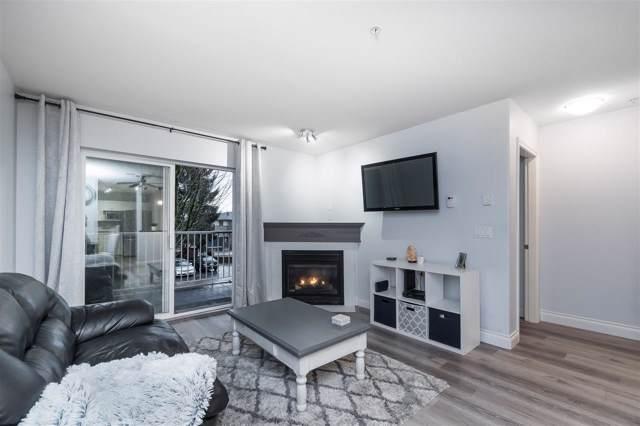 22230 North Avenue #203, Maple Ridge, BC V2X 2L5 (#R2431352) :: RE/MAX City Realty