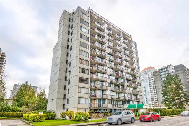 620 Seventh Avenue #703, New Westminster, BC V3M 5T6 (#R2431459) :: RE/MAX City Realty