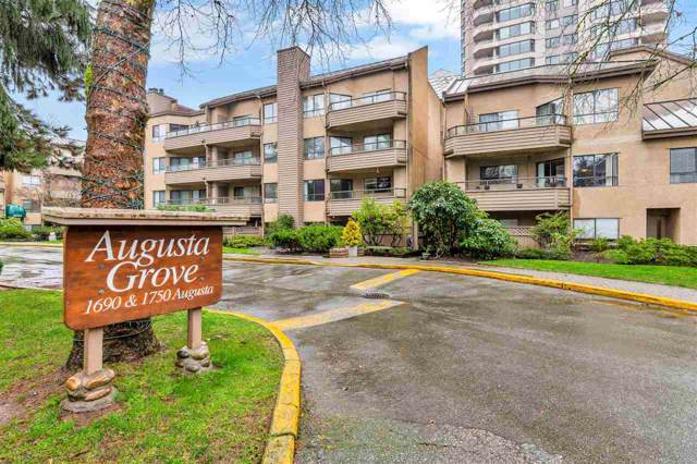 1750 Augusta Avenue #302, Burnaby, BC V5A 2V6 (#R2431732) :: RE/MAX City Realty
