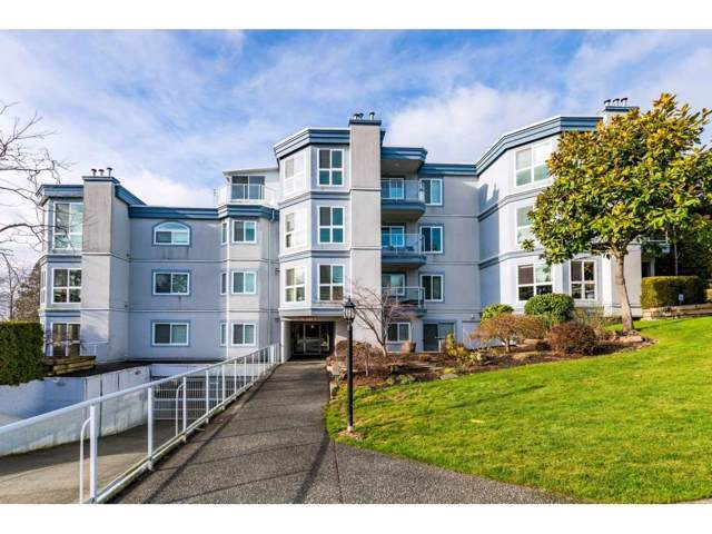 15941 Marine Drive #201, White Rock, BC V4B 1E9 (#R2431953) :: RE/MAX City Realty