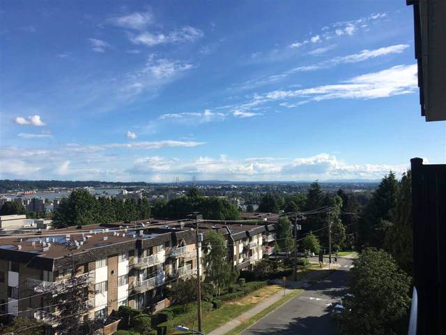 809 Fourth Avenue #412, New Westminster, BC V3M 0K1 (#R2431971) :: RE/MAX City Realty