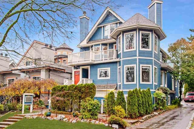 2423 W 6TH Avenue, Vancouver, BC V6K 1W2 (#R2432040) :: RE/MAX City Realty
