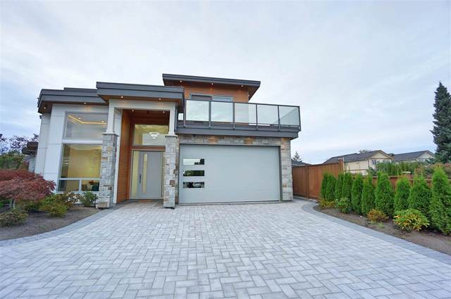 5431 Clearwater Drive, Richmond, BC V7C 3B4 (#R2432372) :: Macdonald Realty